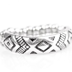 URBAN CHIEF SILVER RING
